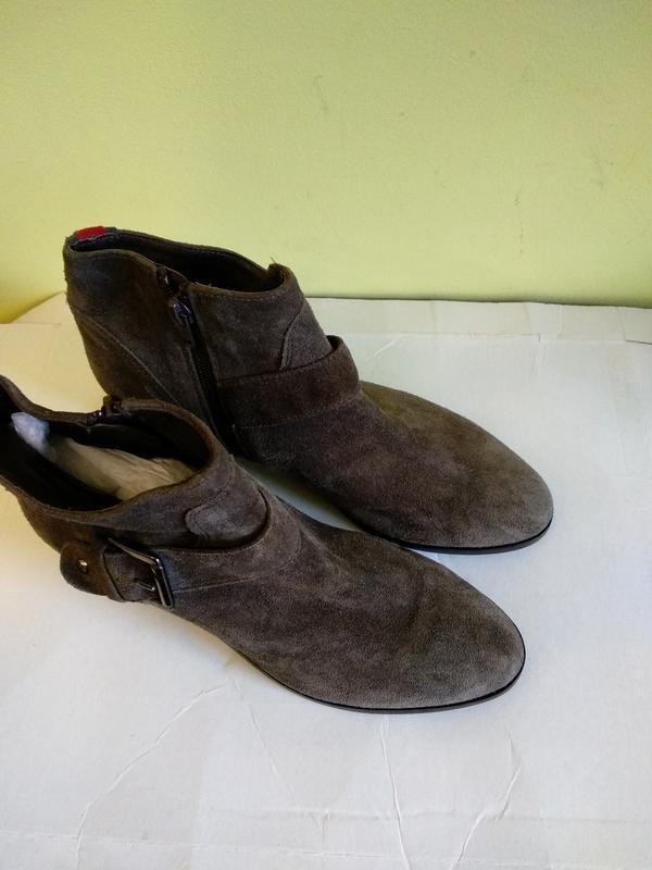 Ботинки 38 розмір бренд minelli - Фото 4