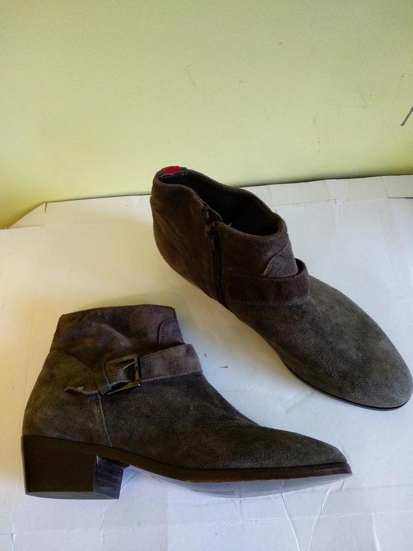 Ботинки 38 розмір бренд minelli - Фото 5