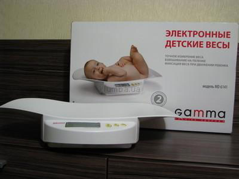 Весы детские GAMMA MD6141 прокат (всегда есть свободные)