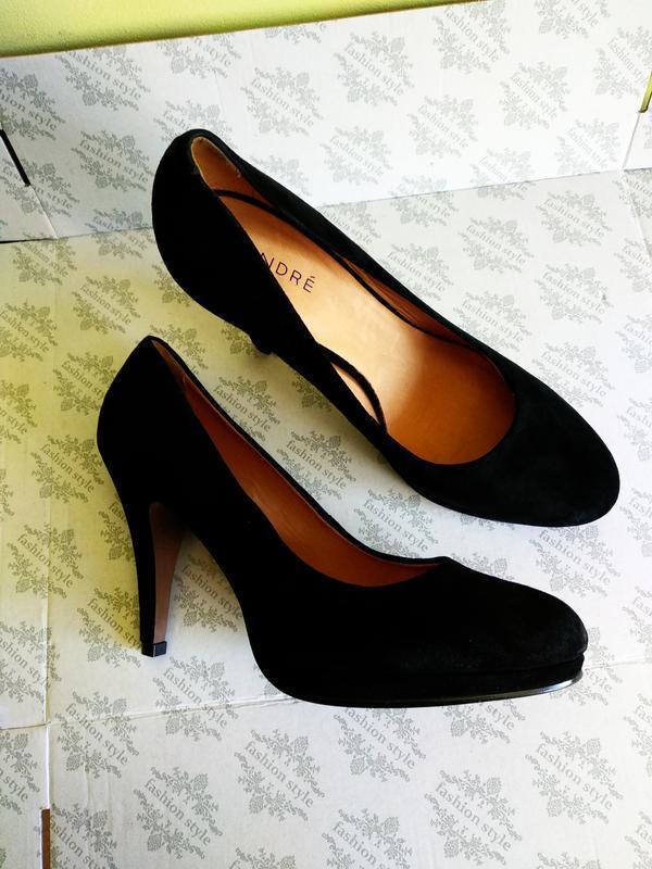 Туфлі 39 розмір бренд andre