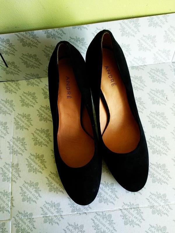 Туфлі 39 розмір бренд andre - Фото 3