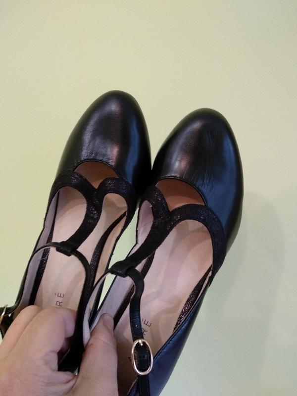 Туфлі 38 розмір бренд andre - Фото 5