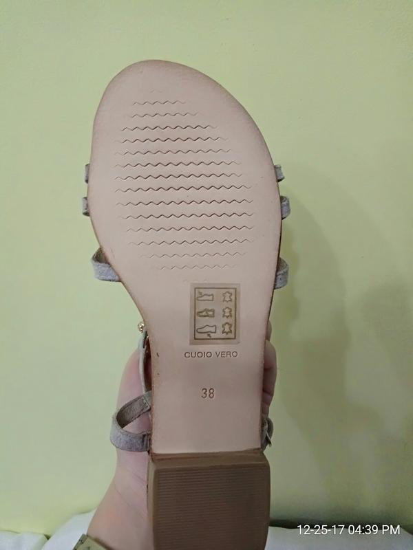 Босоножки 38 розмір бренд bata - Фото 2