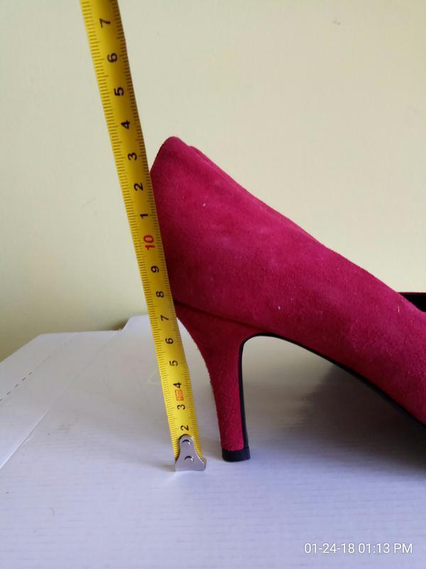 Туфлі 37 38 розмір бренд minelli - Фото 3