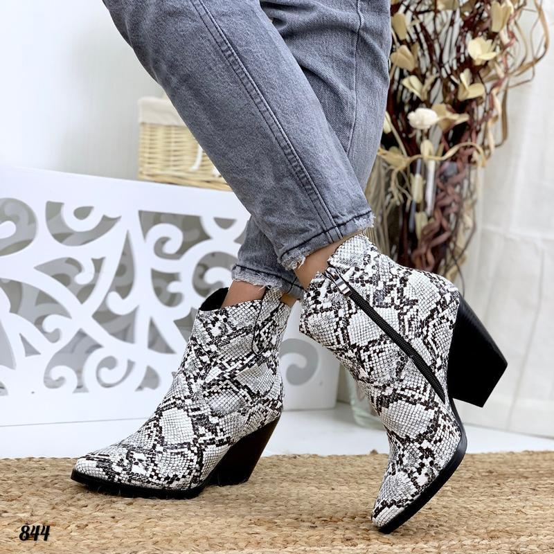 Красивенные ботиночки козак - Фото 2