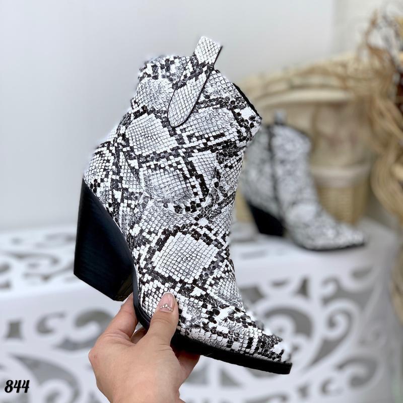 Красивенные ботиночки козак - Фото 3