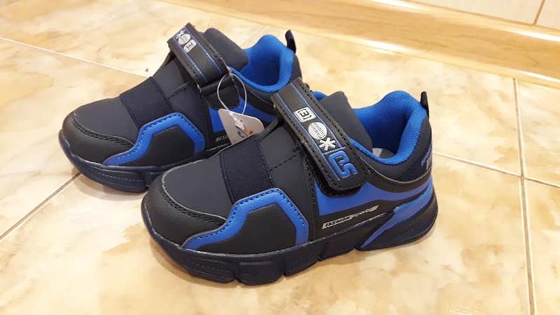 Детские кроссовки. Размер 26-31