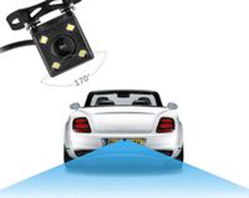 Камера заднего вида для автомобиля SmartTech A101 LED Лучшая Цена - Фото 2