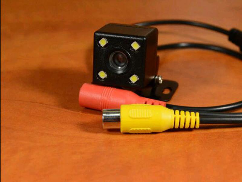 Камера заднего вида для автомобиля SmartTech A101 LED Лучшая Цена - Фото 6