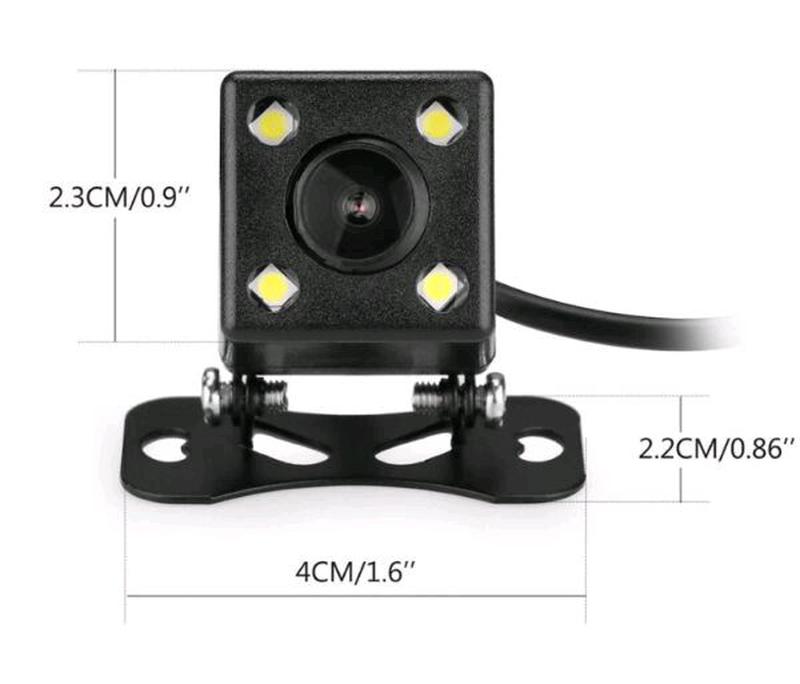 Камера заднего вида для автомобиля SmartTech A101 LED Лучшая Цена - Фото 3