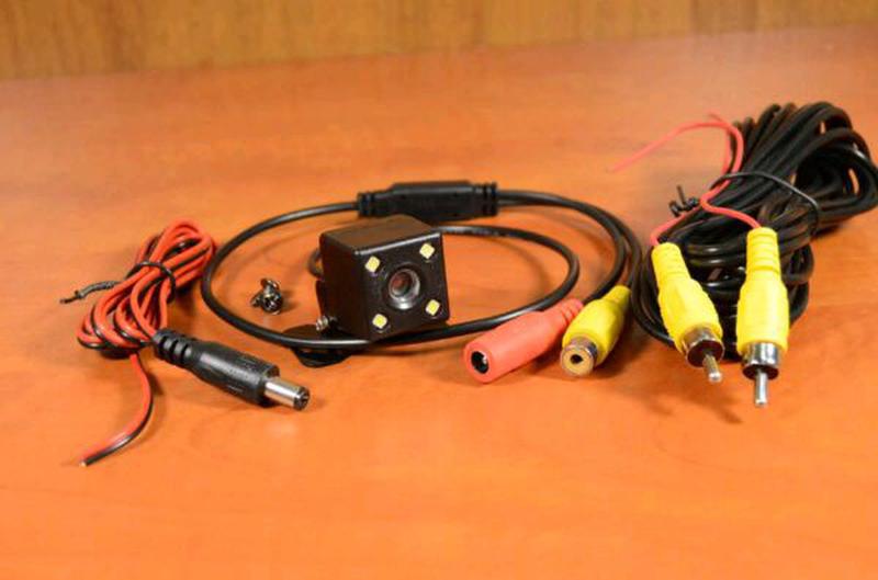 Камера заднего вида для автомобиля SmartTech A101 LED Лучшая Цена - Фото 8