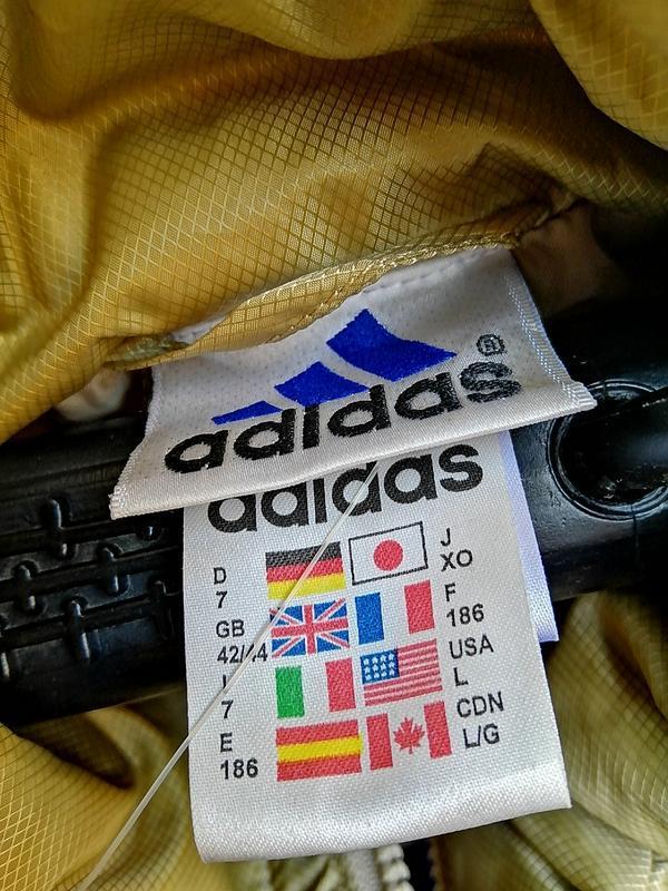 Зимняя куртка adidas пуховик - Фото 5