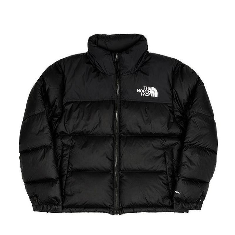 Акция! зимний пуховик куртка the north face supreme черный - Фото 4