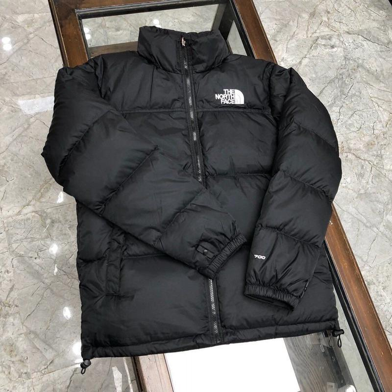 Акция! зимний пуховик куртка the north face supreme черный - Фото 8