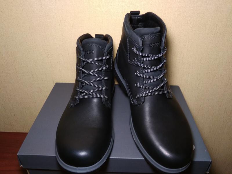 Ботинки мужские ecco whistler hydromax разм. 44