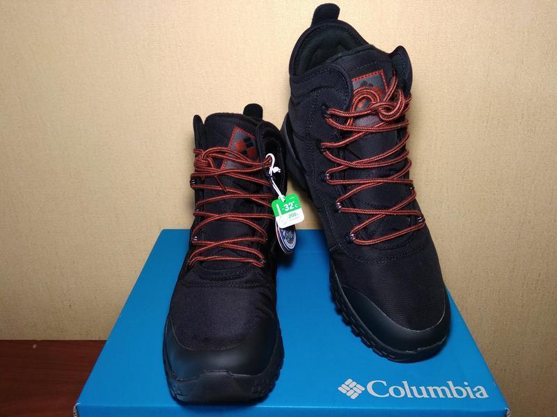 Ботинки мужские columbia fairbanks omni-heat