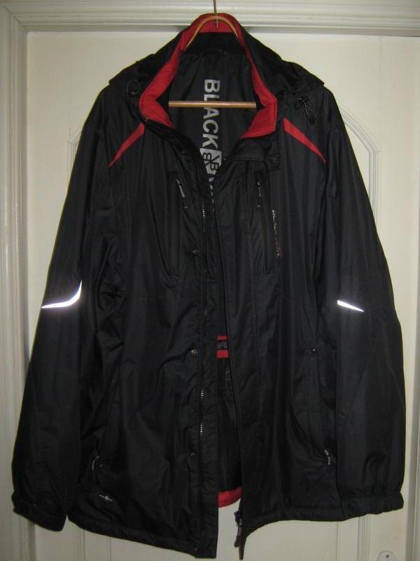Мужская демисезонная куртка Б/У