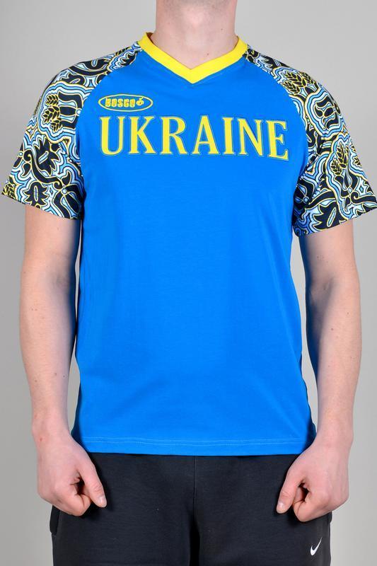 Оригинальная футболка bosco sport украина (новая коллекция) ол...
