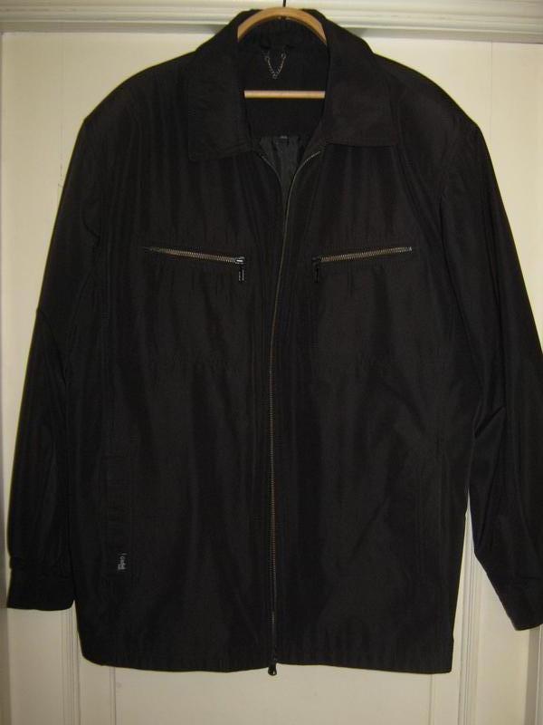 Куртка мужская демисезонная б/у