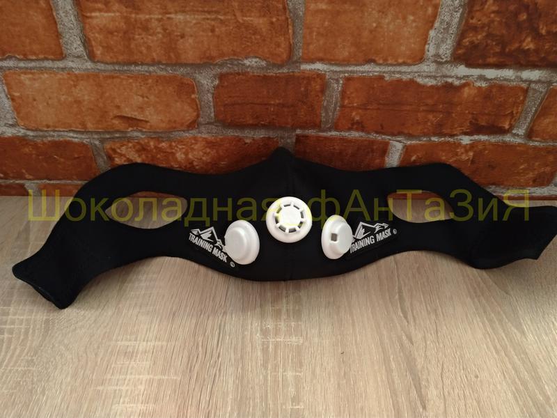 Маска для бега Training mask 2.0 от 85кг
