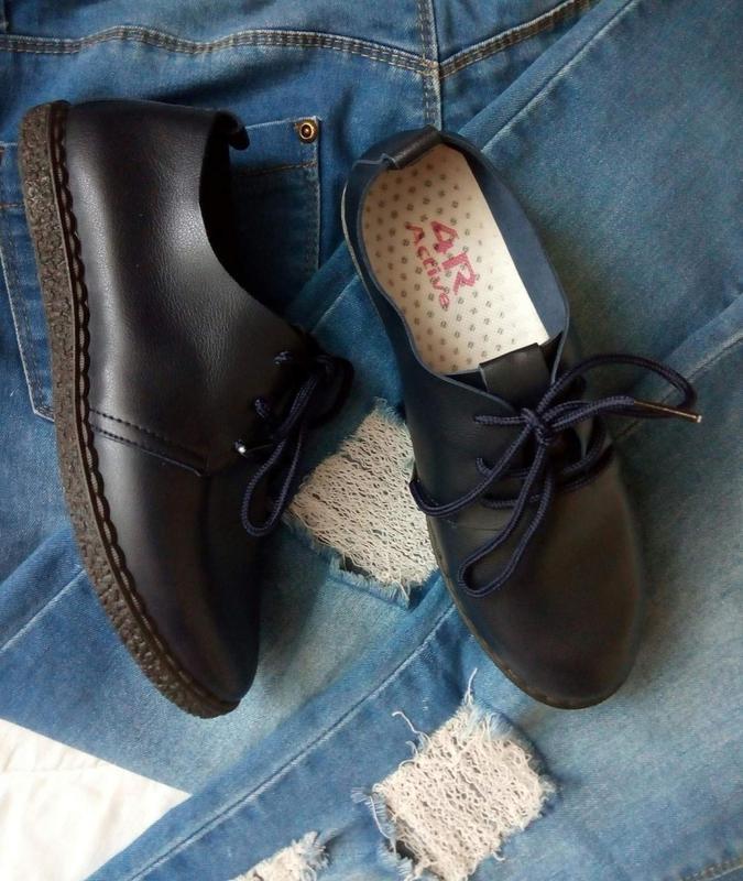 Мягкие туфли-мокасины - Фото 7