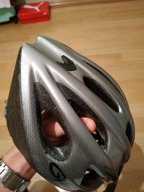 Велошолом / велошлем Giro - Фото 2