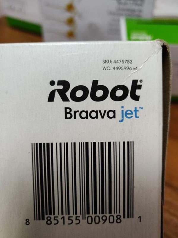 Одноразовые салфетки для сухой уборки iRobot Jet 240 - 10 шт - Фото 5