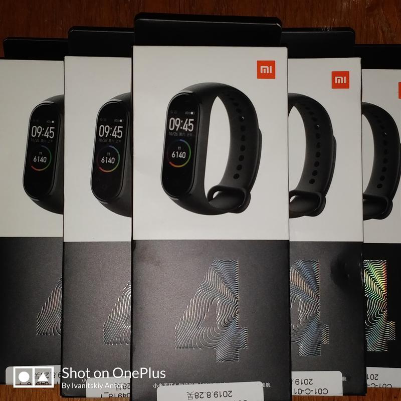 Смарт часы Mi Band 4 - Фото 2