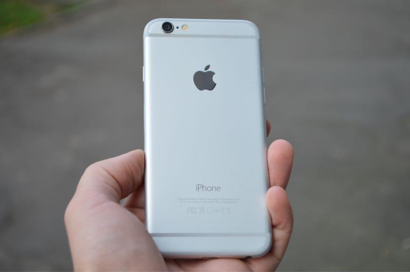 IPhone 6 64Gb Silver Neverlock