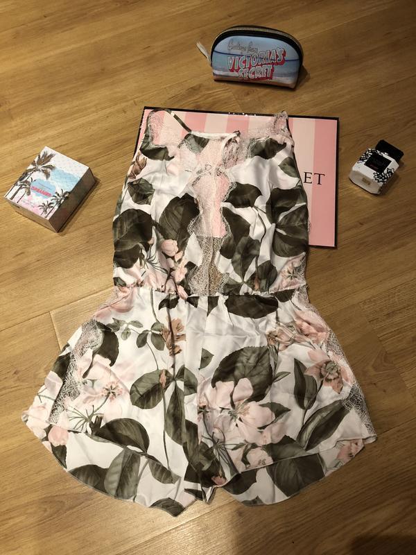 Комбинезон ромпер пижама victoria's secret оригинал - Фото 4