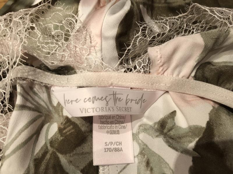 Комбинезон ромпер пижама victoria's secret оригинал - Фото 7