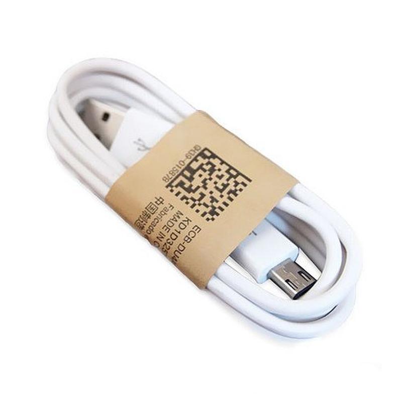 USB кабель Samsung S4 Micro USB White