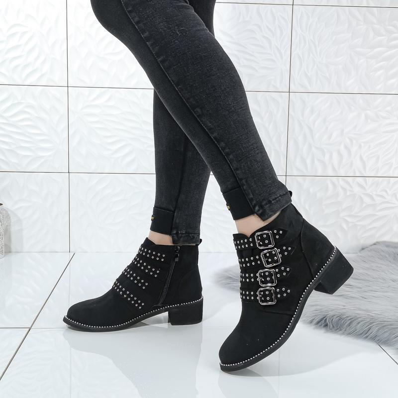 Суперновинка стильные ботиночки - Фото 3