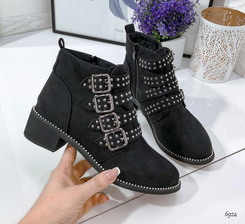 Суперновинка стильные ботиночки - Фото 4