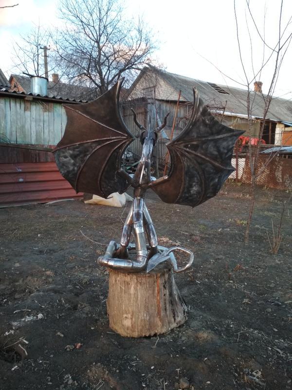 Статуя Дракон - Фото 3