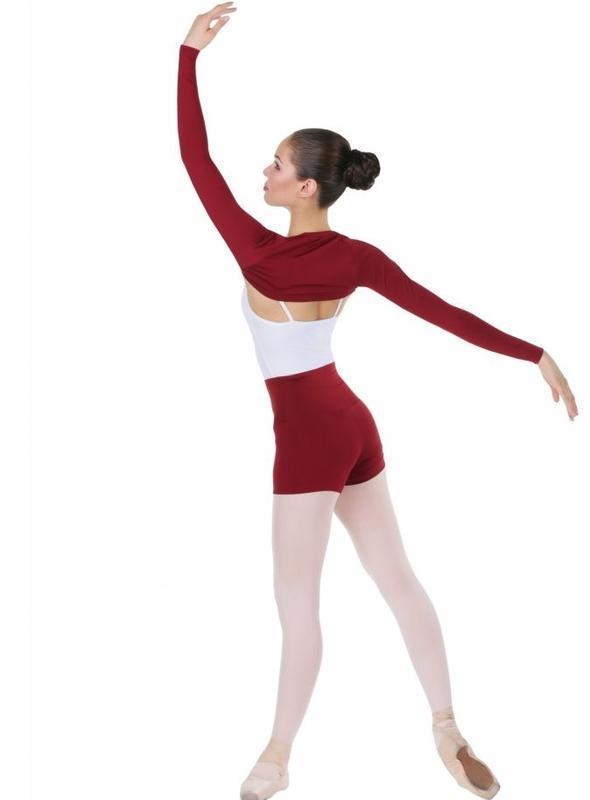 Болеро рукава, разогревочная одежда, танцы, гимнастика.