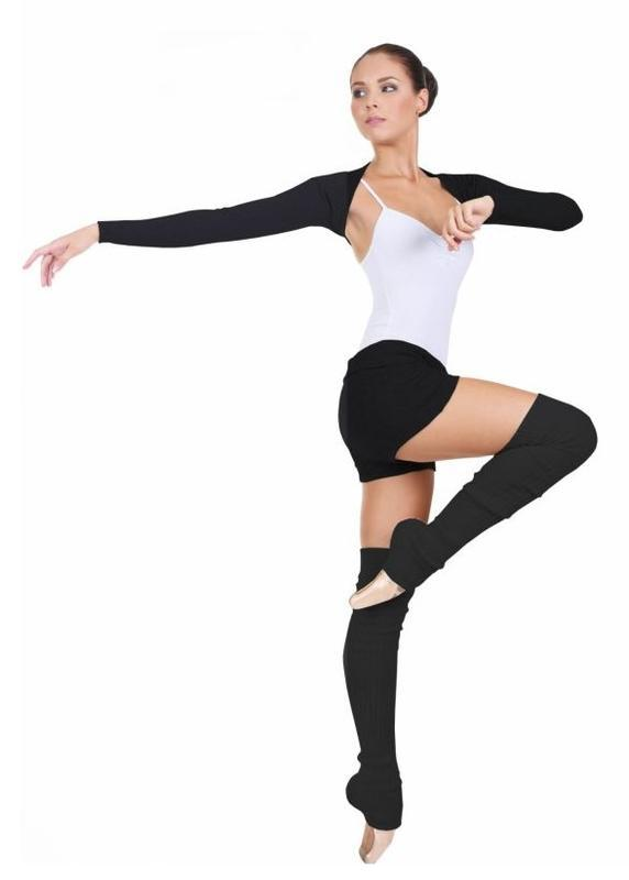 Болеро рукава, разогревочная одежда, танцы, гимнастика. - Фото 7