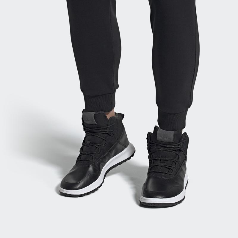 Мужские ботинки adidas fusion storm winter ee9706 - Фото 4