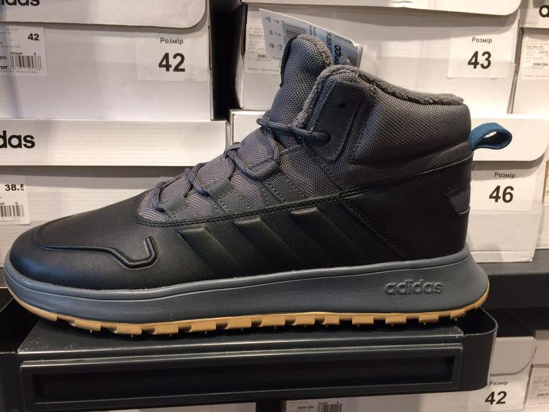 Мужские ботинки adidas fusion storm winter ee9706 - Фото 5