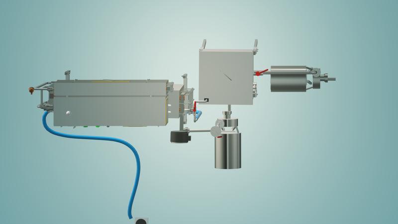 Пастеризатор молока под сепаратор и сыр 1 т/ч УЗМ-1,0 - Фото 9