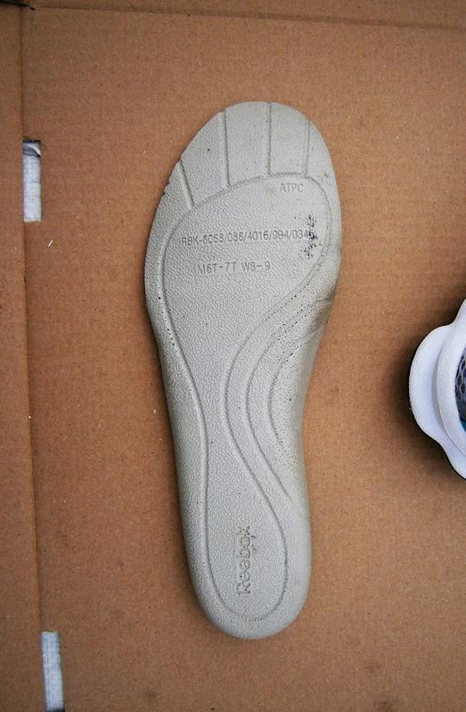 Кросівки reebok runtone medium width оригінал р. 39 см 25.5 - Фото 10