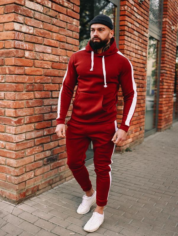 Спортивный костюм утепленный, спортивний костюм теплий