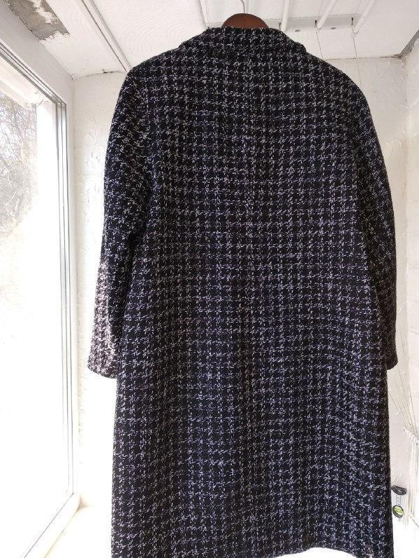 Пальто женское осень-весна размер 56 - Фото 3