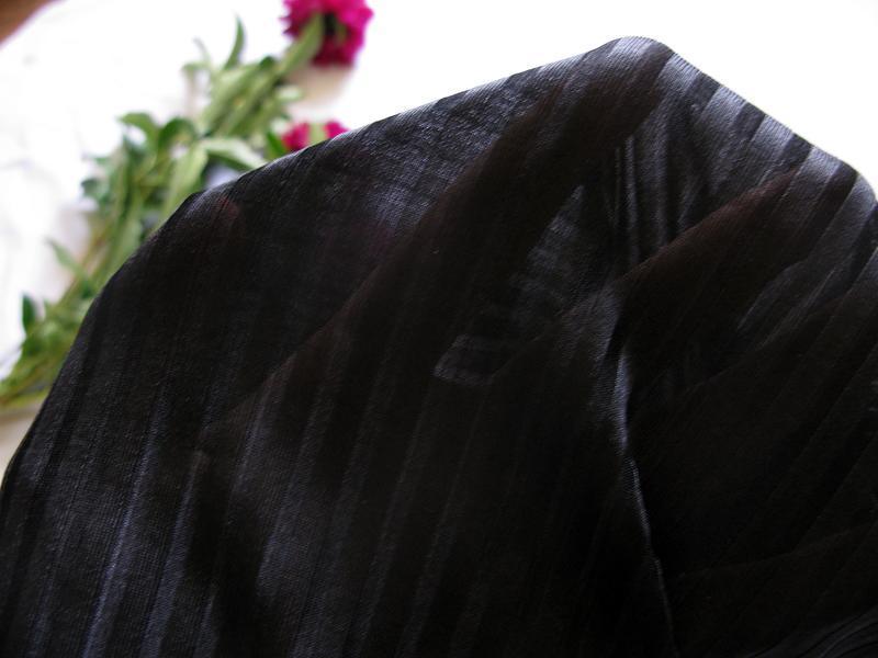 Стильная черная туника oversize от boohoo размер s - Фото 4
