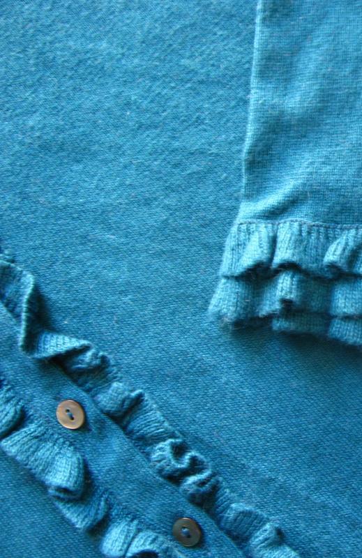 Стильный кардиган кофта джемпер свитер с кашемиром, ангорой на... - Фото 3