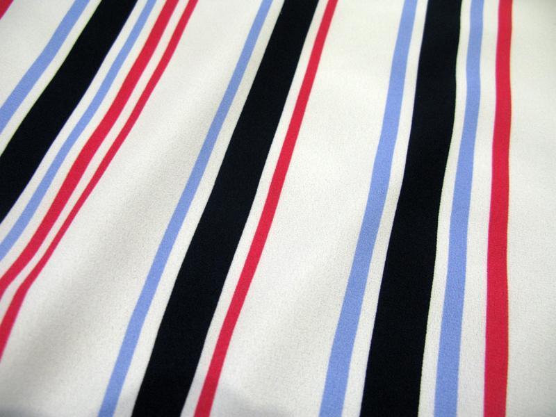 Классный топ майка футболка блуза полосатый от next uk22/eur50 - Фото 4