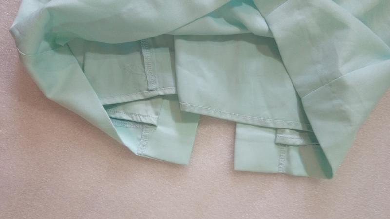 Нежное мятное миди платье сукня карандаш размер s от fever london - Фото 4