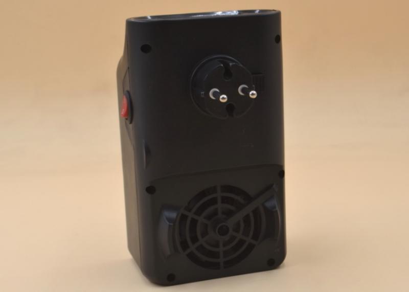 Портативный обогреватель с пультом Flame Heater (1000 Вт) - Фото 4