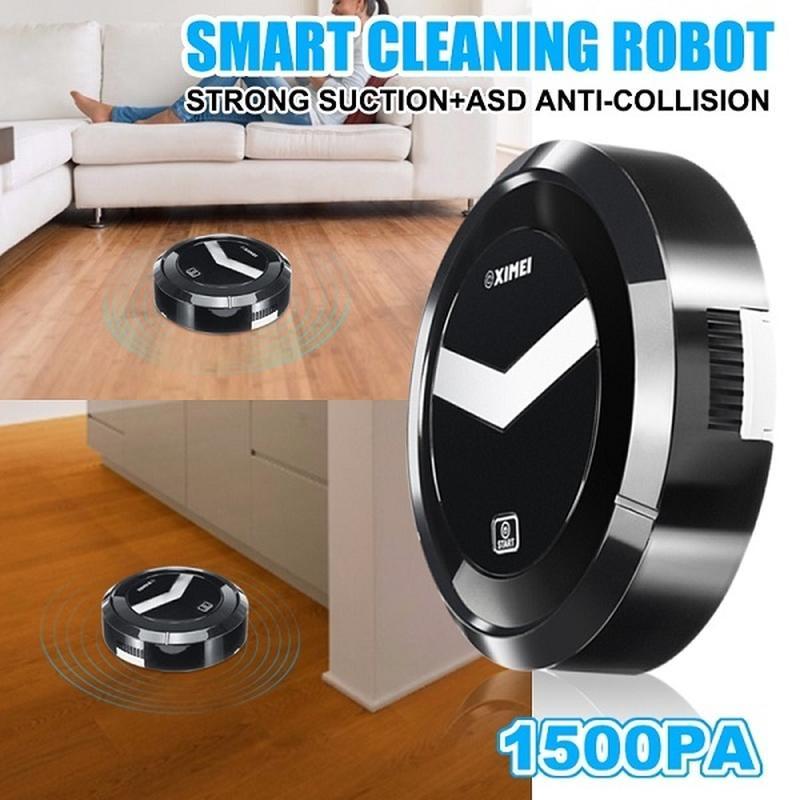 Робот-пылесос XIMEI Smart Black