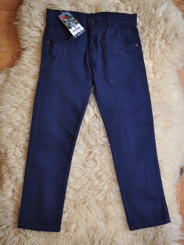 Фирменные джинсы брюки, турция, легкие, от 6-7 до 12 лет